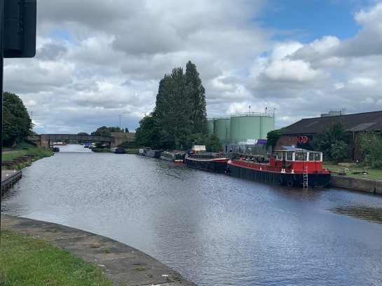 Mooring in Castleford