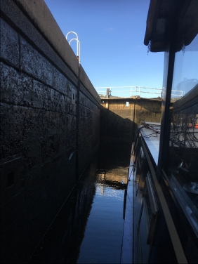 Bank Dole Lock River Aire