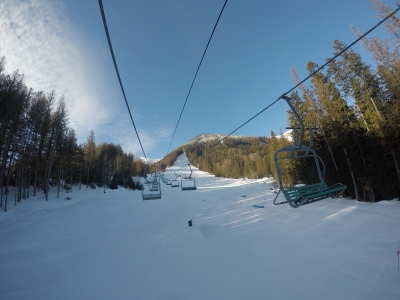 The Deer Chair Lift