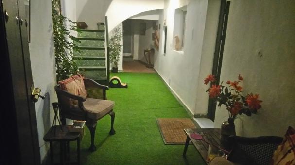 Atrium Casa Excentrico