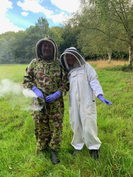 Bee Keeping Course at Buckfast Abbey
